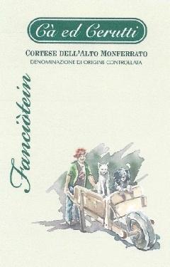 Produzione Cortese Alto Monferrato