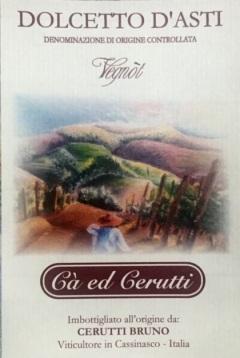 Produzione Dolcetto d'Asti