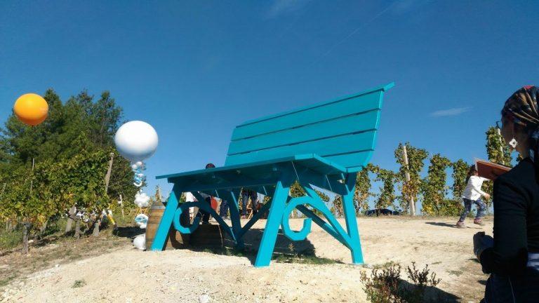 La 42sima panchina gigante di Monferrato, Langhe e Roero